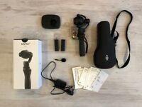 DJI OSMO PLUS Gimbal 4K camera