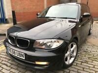 2008 BMW 1 SERIES, SE 2.0 DIESEL 5 DOOR HATCHBACK IMMACULATE CONDITION ONLY £3100