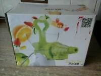 Juicer brand new