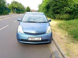 Toyota Prius Hybrid 2004 Alloy Wheels, Parking Sensor, Bluetooth.