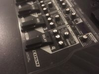 Boss ME70 Guitar effects processor RRP £280, selling £150