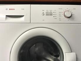 Bosch max washing machine