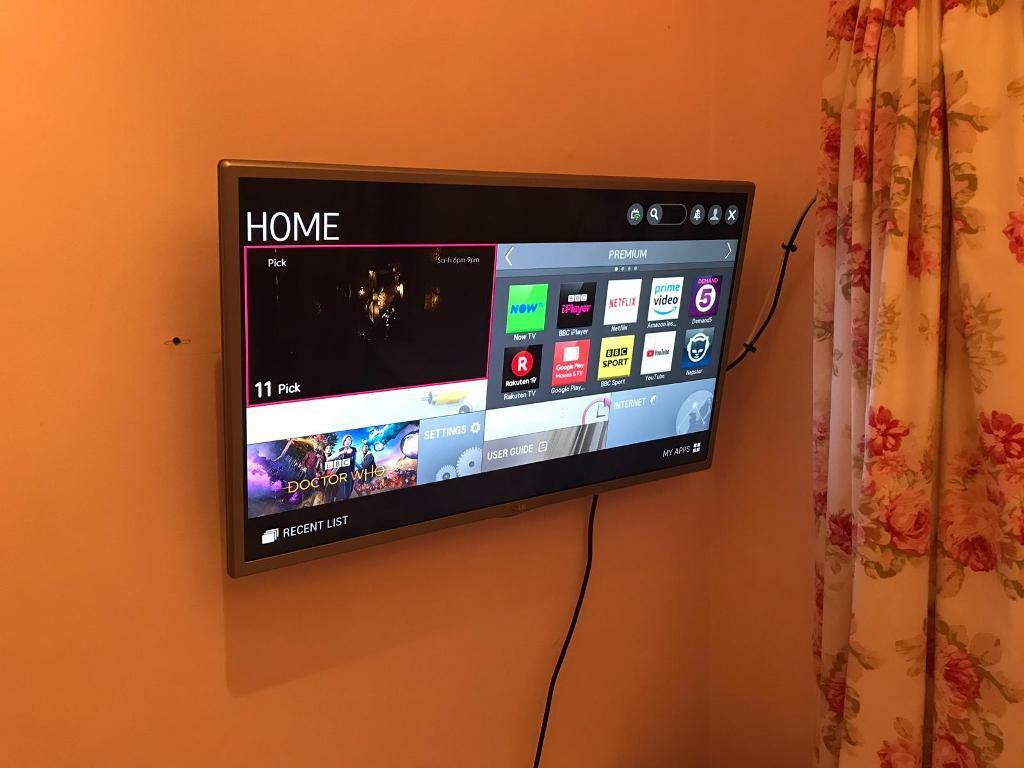 Lg Smart Tv 32inch In Glenfield Leicestershire Gumtree