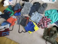 Assorted boys clothes age 13 years