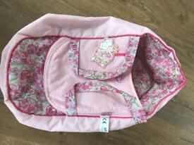 Baby annbell carrier