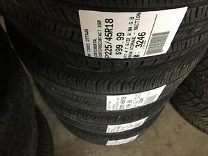 225/45/18 Continental ContiProContact SSR *All-season Tires*