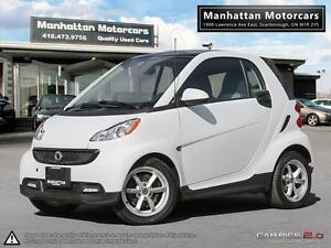 2014 SMART FORTWO PASSION - NAVIGATION|PANORAMIC|FAC WARRANTY