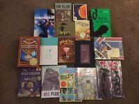 FREE: BOOKS and COMICS / GRAPHIC NOVELS bundle