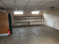 Workshop / Storage Room to Let in Commercial Building near Chester City Centre