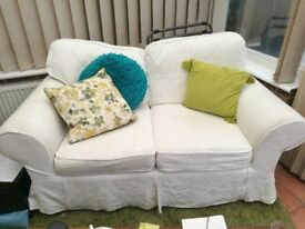 Two seater sofa,