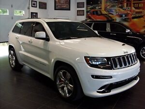 2014 Jeep Grand Cherokee SRT8 ----SEULEMENT 4400 KMS
