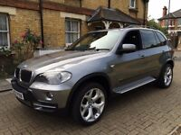 BMW X5 3.0 DENAMICK PACK 7 SETERS FULL SERVIS HISTORY HPI CLEAR 2007 PX WELCOME