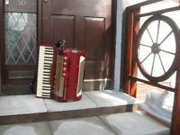 For Sale 120 Bass Marinuccl Piano Accordion