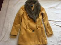 Atmosphere ladies coat jacket size 8 used £4