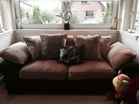 3 piece Sofa for sale, will sell separate £500