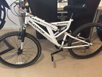 "Muddy Fox Mountain Bike 18"" Frame"