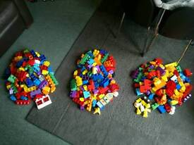 Mega blocks bundles 129 pieces each