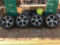 Alloy wheels to fit VW