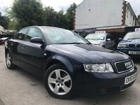 Audi A4 1.9 TDI 6 Speed Manual 130Bhp Service History Cambelt and Water Pump Changed 2 Owners