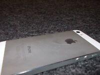 iPhone 5s Sim-Free, Silver, 16GB