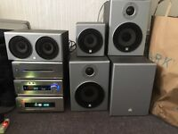 Ministry of sound stereo system