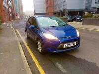 2009 Ford Fiesta 1.4 TDCI. 12 Months Mot. £20 a year tax. Quick sale
