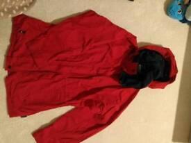 Women regatta outdoor Coat size 10