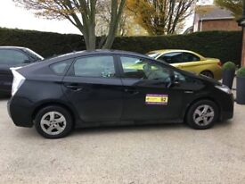 Black Toyota Prius - Open To Offers