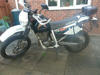 Suzuki Djebel 250 XC 250cc Motorcycle Similar to DR250