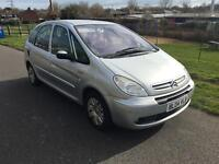 Cheap picasso new mot with tow bar