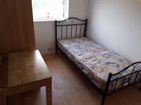 1 Bedroom av available in 4 bed house share next to University of Bedford