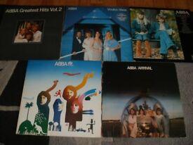 5 ABBA Albums