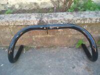 Brick lane bike track handlebar