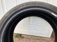 225/40/18 Pirelli tyre