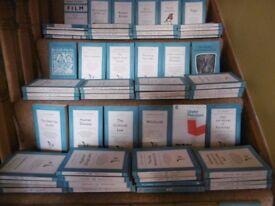 93 Pelican Books.