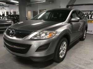 2012 Mazda CX-9 GS - 7 PASSAGERS - CUIR - TOIT