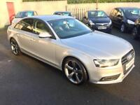 AUDI A4 2.0 TDI TECHNIK, 2012, NEW MODEL, FULL LEATHER, SAT NAV **FINANCE THIS FROM £54 A WEEK**