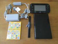 Wii u 32 gb console