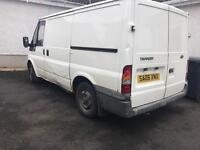 2006 Ford transit starts and drives