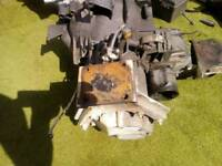 Talbot express gearbox
