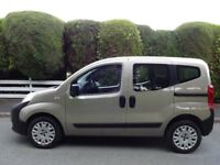 Citroen Nemo Multispace 1.4 HDi Diesel Estate MPV Low Miles FSH £30 Tax Long Mot PX Welcome