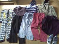 Boys bundle of clothes 6-7 yrs