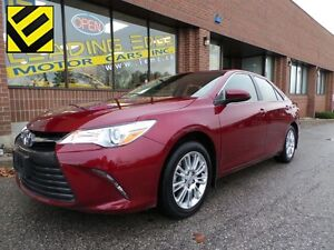 2015 Toyota Camry LE Backup Camera, Alloys, Bluetooth