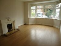 Spacious and bright 2 double bedroomed ground floor apartment with private patio. There is a bright