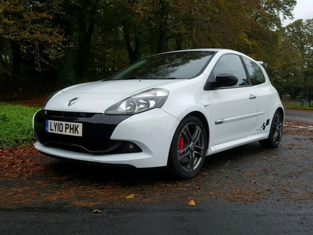 2010 renault clio rs 200 in lechlade gloucestershire gumtree. Black Bedroom Furniture Sets. Home Design Ideas