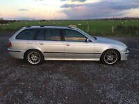 BMW 525 Diesel Touring M Sport Auto