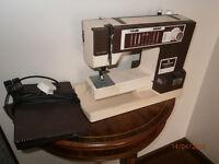 Husqvarna Classica 100 over-locker sewing machine