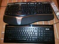 Keyboards Microsoft and Asus!!!!