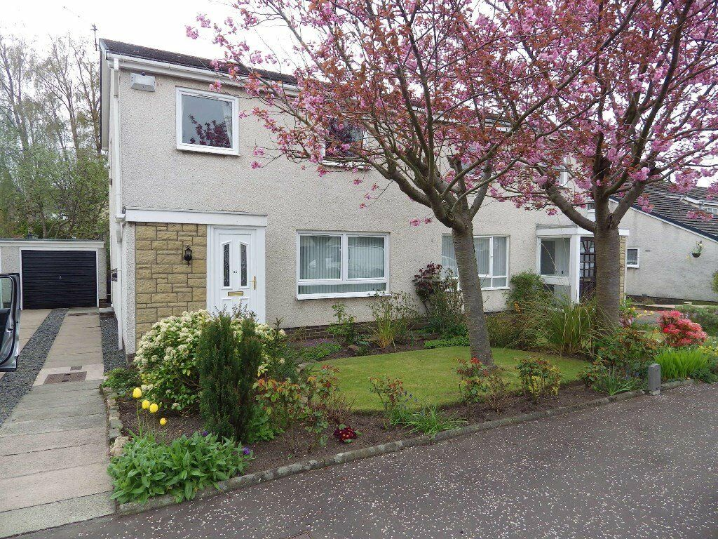 3 bedroom Unfurnished semi-detached villa for rent on Dundas Crescent, Eskbank, Dalkeith