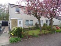3 bedroom Unfurnished semi-detached villa for rent on Dundas Crescent, Eskbank, Dalkeith
